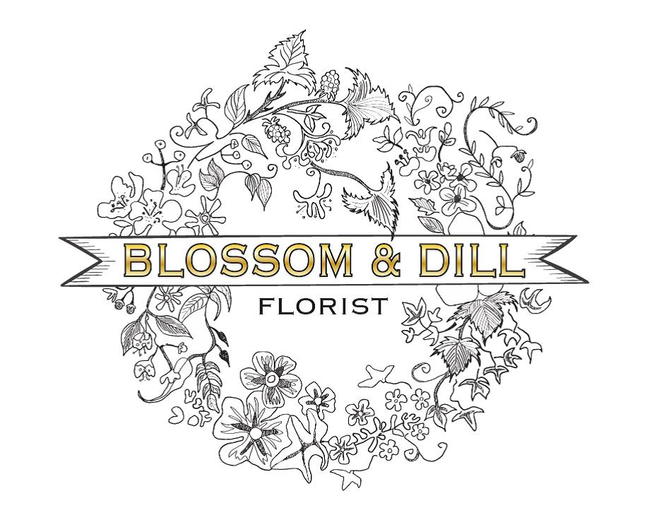 Blossom & Dill logo