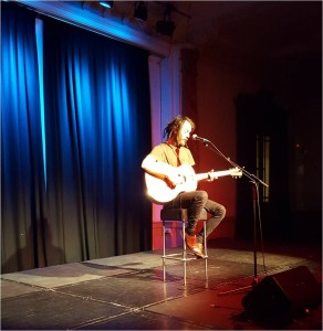 Open Mic Music Competition