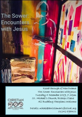 The Sower Encounters with Jesus Read-through 4 Dec